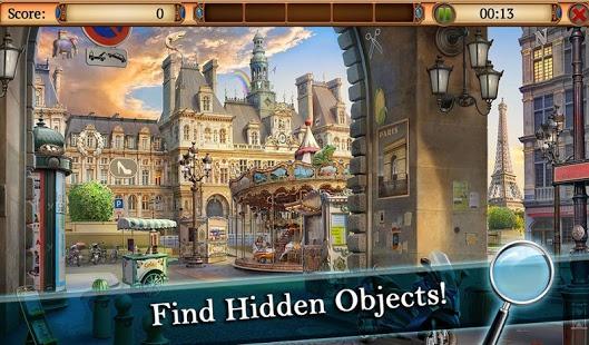 بازی اندروید راز اشیاء پنهان - Hidden Object Mystery Puzzle