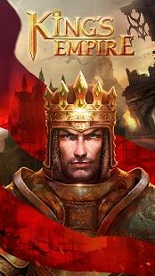 بازی اندروید امپراتوری پادشاه - King's Empire