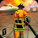 مامور آتش نشانی شهر