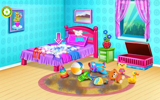 بازی اندروید تمیز کردن خانه من 2 - My House Cleanup 2