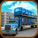 بازی کامیون تریلی حمل و نقل