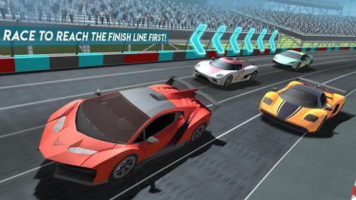 بازی اندروید مسابقه ماشین 2018 - Car Racing 2018