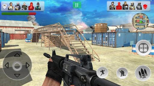 بازی اندروید تیرانداز اول شخص - FPS Shooter 3D