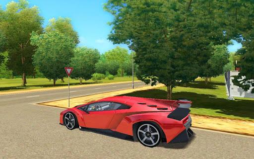 بازی اندروید رانندگی واقعی در شهر - Real City Car Driving Sim 2017