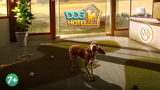 بازی اندروید هتل سگ - پانسیون سگ ها - DogHotel Lite: My Dog Boarding