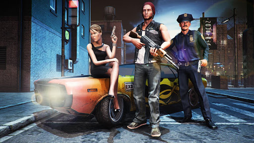 بازی اندروید جنایت گانگستر وگاس - Vegas Crime Auto Theft: Gangster Game