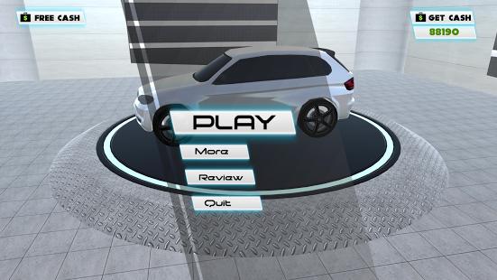 بازی اندروید مسابقه ترافیک 2 - Traffic Racer 2