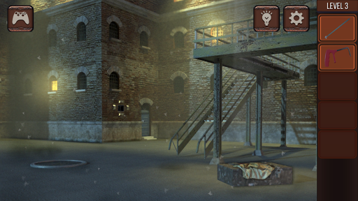 بازی اندروید فرار از الكاتراس - Alcatraz Escape