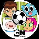 کاپ 2018 - فوتبال کارتونی