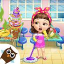 دختر بچه تمیز - پاک کردن مدرسه