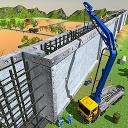 ساخت دیوارهای امنیتی مرزی