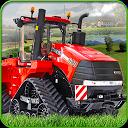 شبیه ساز کشاورزی - راننده تراکتور