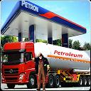 راننده کامیون حمل سوخت