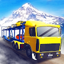 بازی راننده تپه - کامیون کشنده