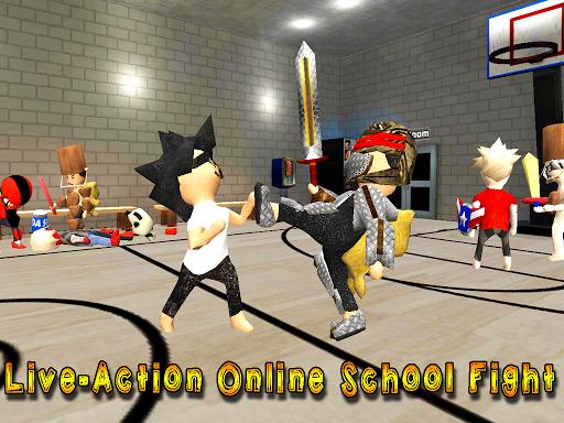 بازی اندروید مدرسه آنلاین هرج و مرج - School of Chaos Online MMORPG