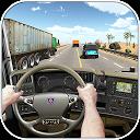 مسابقه در شهر با کامیون