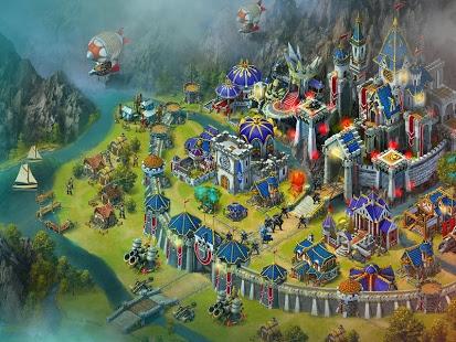 بازی اندروید قلعه نظامی - Citadels