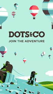 بازی اندروید نقطه و اتصال - Dots & Co