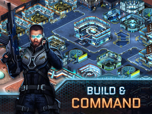 بازی اندروید عملیات - زمین جدید - Operation: New Earth