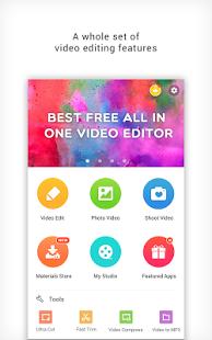 نرم افزار اندروید ساخت و ویرایش ویدیو - VideoShow: Video Editor &Maker