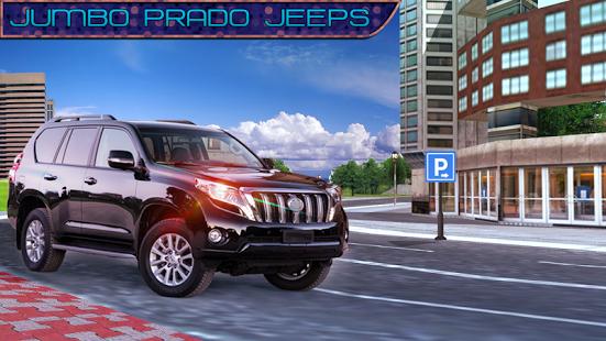 بازی اندروید شبیه ساز پرادو - Prado Car Simulator
