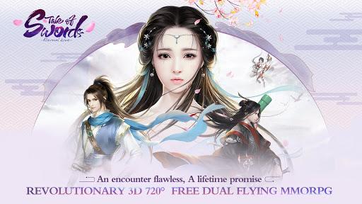 بازی اندروید داستان شمشیر - عشق ابدی - Tale of Swords: Eternal Love