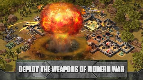 بازی اندروید اتحاد و امپراطوری - Empires and Allies