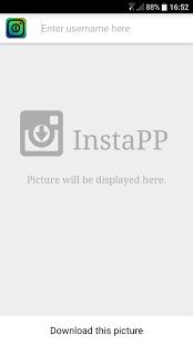 نرم افزار اندروید اینستاپی - InstaPP for Instagram