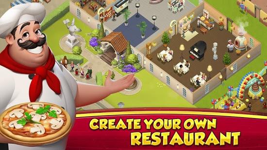 بازی اندروید سرآشپز جهانی - World Chef