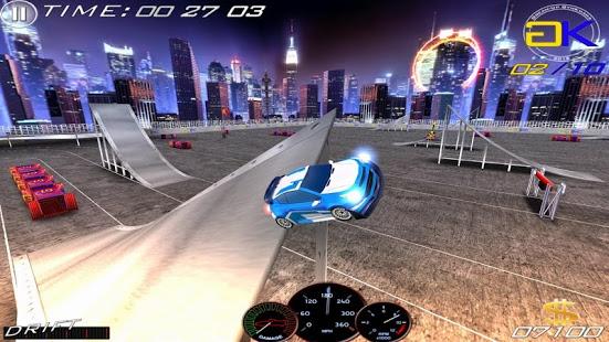 بازی اندروید مسابقه سرعت نهایی - Speed Racing Ultimate