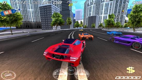 بازی اندروید نهایت مسابقه سرعت - Speed Racing Ultimate 5 Free