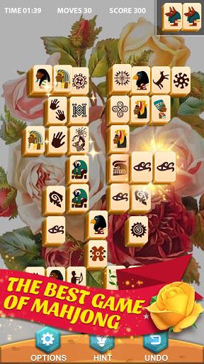بازی اندروید اهرام ماهجونگ - Mahjong Pyramid