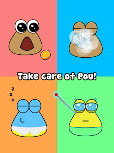 بازی اندروید پو - Pou