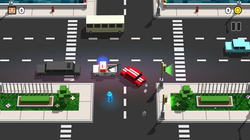 بازی اندروید تاکسی گردشی - Loop Taxi