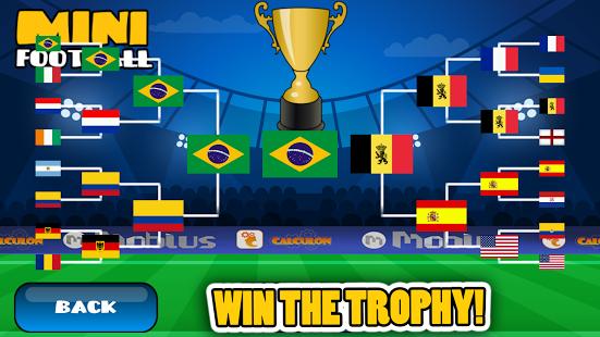 دانلود Mini Football Head Soccer Game 3.6 - دانلود بازی ...