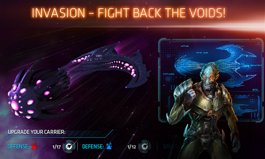 بازی اندروید کهکشان در آتش - اتحاد - Galaxy on Fire™ - Alliances