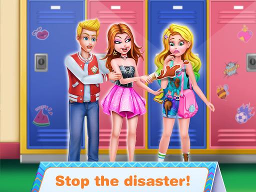 نرم افزار اندروید راز پری دریایی 3 - دختر بد مقابل پری دریایی - Mermaid Secrets3- Mean Girl VS Mermaid Girl