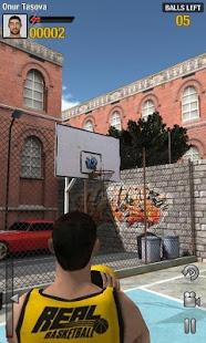 بازی اندروید بسکتبال واقعی - Real Basketball