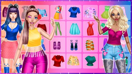 بازی اندروید مجله سوپر مدل - بازی دحتران - Supermodel Magazine - Game for girls
