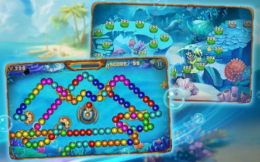 بازی اندروید سنگ مرمر افسانه - Marble Legend - Puzzle Game