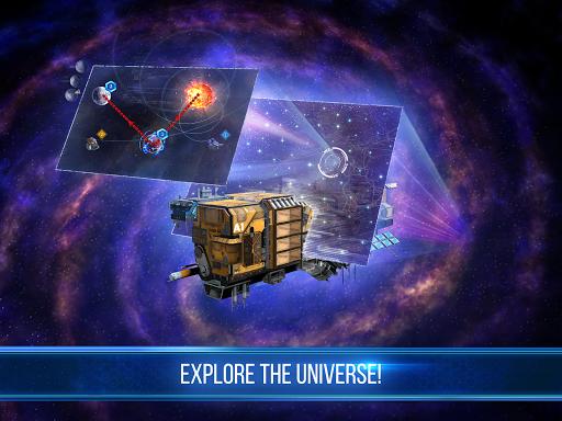 بازی اندروید دوران سترگان - Stellar Age: MMO Strategy