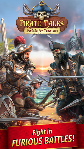 بازی اندروید قصه های دزدان دریایی - Pirate Tales