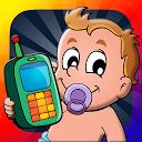 تلفن بازی کودک