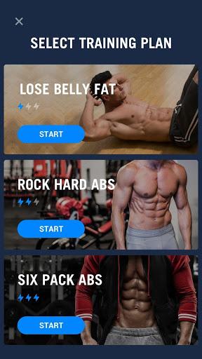 نرم افزار اندروید شکم شش تکه - Six Pack in 30 Days - Abs Workout
