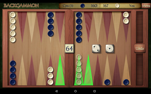 backgammon game app