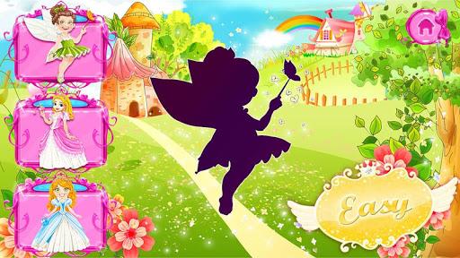 بازی اندروید پازل شاهزاده خانم برای دختران - Princess puzzles for girls