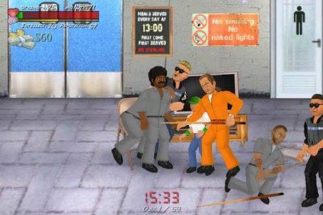 بازی اندروید زندگی در زندان - زمان سخت - Hard Time (Prison Sim)