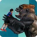 میمون بزرگ بد
