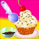 درست کردن بستنی 5 - بازی های آشپزی