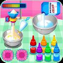 بازی آشپزی کیک های رنگارنگ